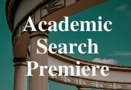 A popular resource found in many scholarly settings worldwide, Academic Search Premier is a leading multidisciplinary research database. It provides acclaimed full-text journals, magazines and other valuable resources.